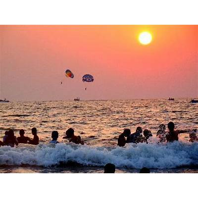 Safe Romantic Places in Goa for Gf/Bf points