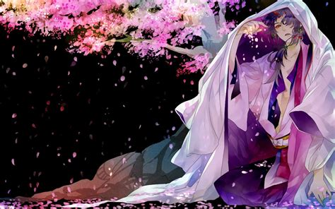 kimono boy anime boys wallpaper