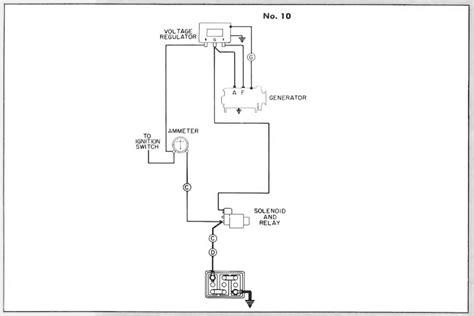 charging circuit diagram     packard delco