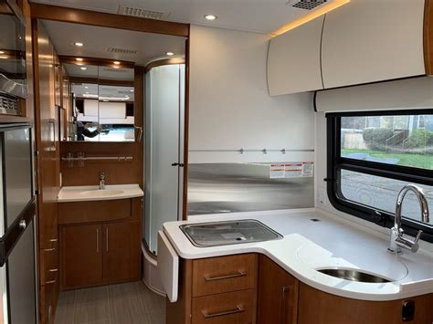 The body of the vehicle itself is comprised of aluminum walls, insulated floors, and fiberglass roof. 2020 Leisure Travel Vans Unity Murphy bed, Class B RV For Sale By Owner in Vancouver, British ...