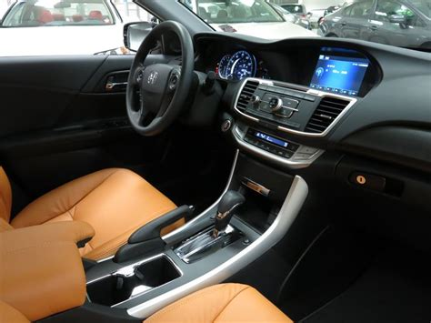 custom interior    honda accord custom vehicles