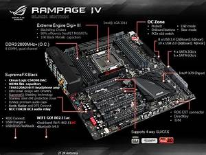 The Black Is Back  Asus Rampage Iv Black Edition