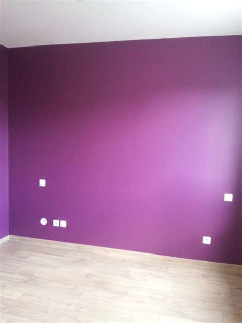peinture prune chambre chambre couleur prune meilleures images d 39 inspiration