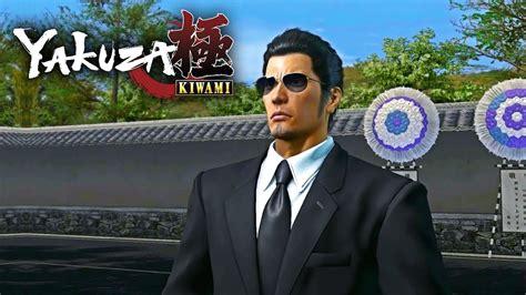 yakuza kiwami ps chapter  funeral  fists youtube