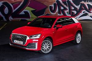 Audi Q2 Tfsi : audi q2 1 4 tfsi 8 things you didn t know ~ Medecine-chirurgie-esthetiques.com Avis de Voitures