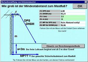 Eirp Berechnen : emvucalc antennenabstandsberechnung unter windows ~ Themetempest.com Abrechnung