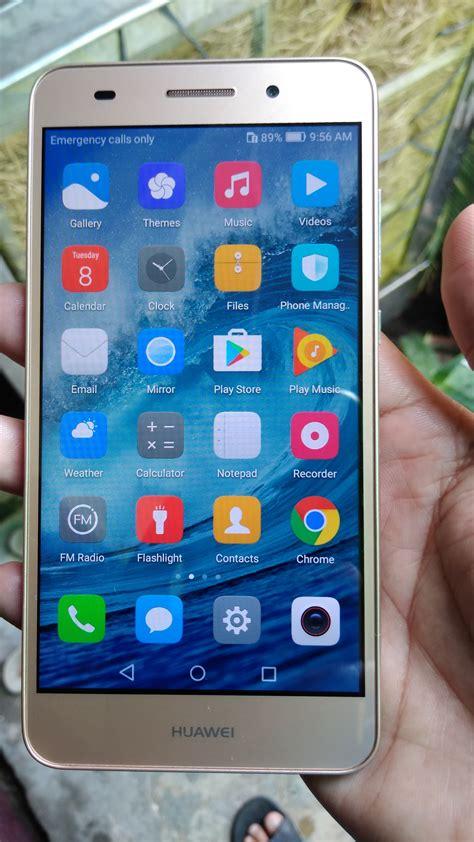 Huawei Y6 ii Dual Sim 4G - Used Mobile Phone for sale in ...