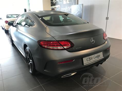 mercedes benz  class coupe   otomy