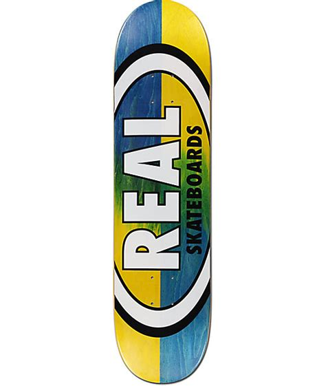 real double dipped 8 06 quot skateboard deck zumiez