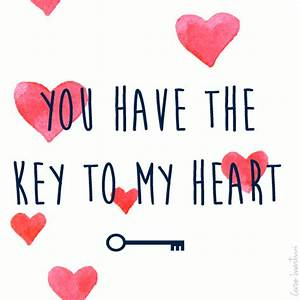 Key To My Heart : you have the key to my heart free madly in love ecards greeting cards 123 greetings ~ Buech-reservation.com Haus und Dekorationen
