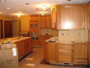 Corner Kitchen Wall Cabinet Ideas