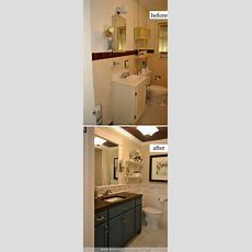 Before And After Makeovers 30+ Awesome Bathroom