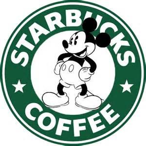 Disney Starbucks Logo