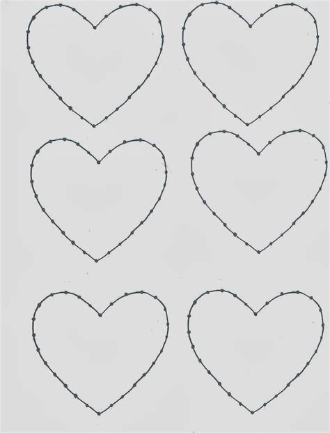free string templates pdf kathy s angelnik designs project ideas string hearts