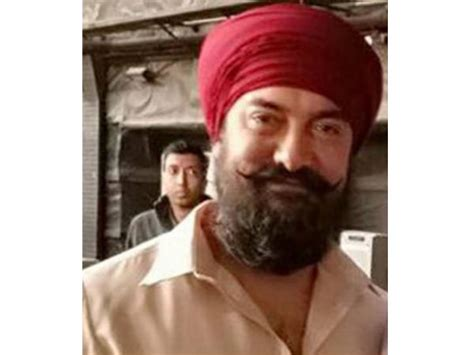 See Pic! Aamir Khan's First Look From Thugs Of Hindostan