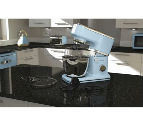 Buy Swan Retro Sp21010bln Stand Mixer  Blue Free