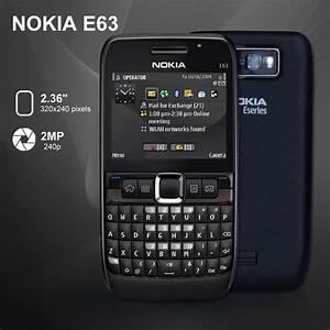 Buy Nokia E63 Phone  3g