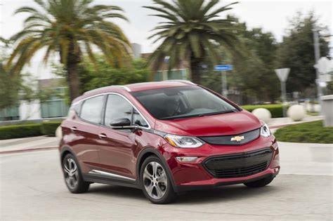 2019 Chevrolet Bolt Look Image Motooringcom