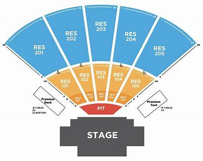 Seating Chart Amphitheater Ozarks Amphitheatre Hi Premium