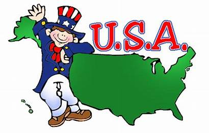 Clip States United Map Usa America Clipartpanda