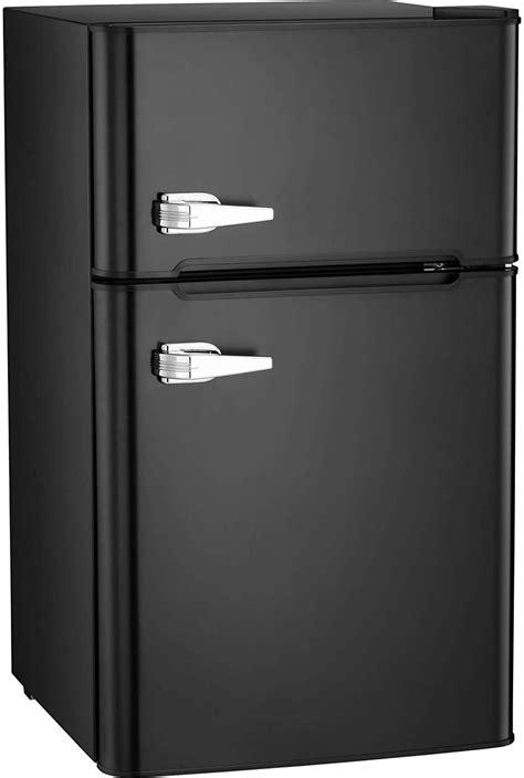 classic brands compact mini refrigerator separate freezer