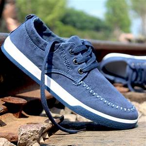 Casual Shoes For Mens Jeans - Oasis amor Fashion