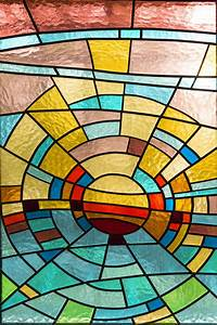 Making Faux Stained Glass Window Film is Easy - We Tell ...