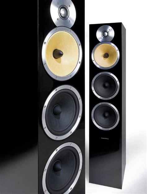 test lautsprecher stereo bw bowers wilkins cm sehr