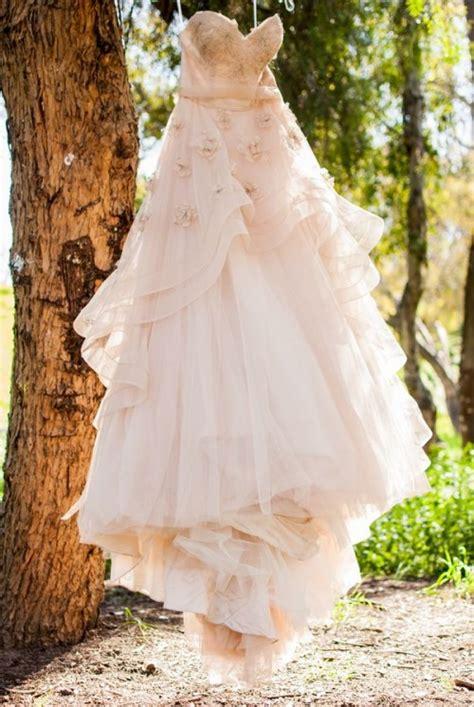 53 Unique Woodland Wedding Gowns To Rock Weddingomania