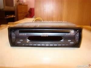 Radio Sony Drive S Nowa S U00f3l