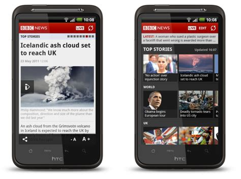 android news app app of the day news android tech digest