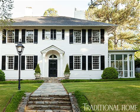 southern style architecture traditional home
