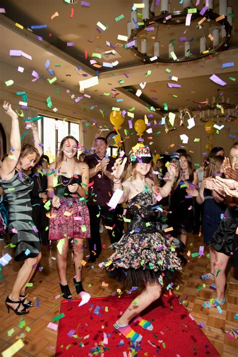 Free Images : fashion confetti party quinceanera bat