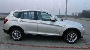 New Bmw X3 F25  2011  Exterior - Xdrive 20d In Hd