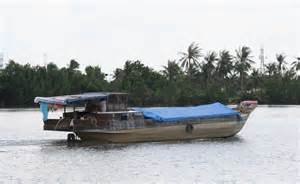 Vietnam Riverboats