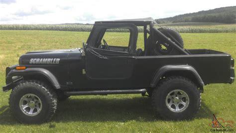 jeep scrambler 4 door 1982 jeep scrambler base sport utility 2 door 4 2l