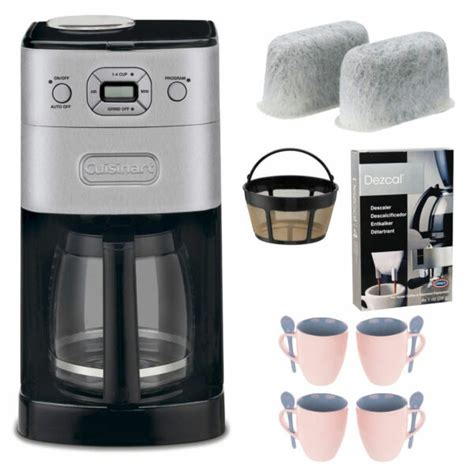 Get yours now to enjoy a few of the amazing brews and rather just for a fantastic cup of java. Cuisinart Grind & Brew Thermal DGB-650BC 10 Cups Coffee Maker - Black/Silver   eBay