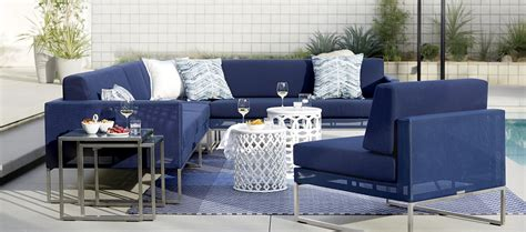Awesome Ideas Blue Outdoor Furniture Cushions Covers