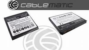 Bater U00eda Compatible Htc U00aedesire Hd Inspire 4g Surround A9191 26100 8788 Distribuido Por Cablematic