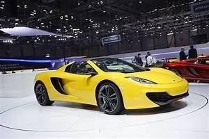 McLaren P1 Is The Hybrid LaHypercar Video Live Photos
