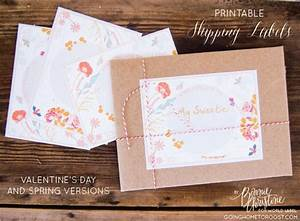 Address Labels And Shipping For Cute Free