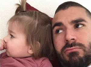 Femme Karim Benzema : karim benzema papa c lin pour les 2 ans de sa fille m lia ~ Medecine-chirurgie-esthetiques.com Avis de Voitures