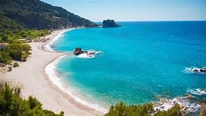 Mediterranean Beach Free Stock Photo - Public Domain Pictures