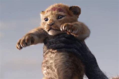 lion king trailer  lion king