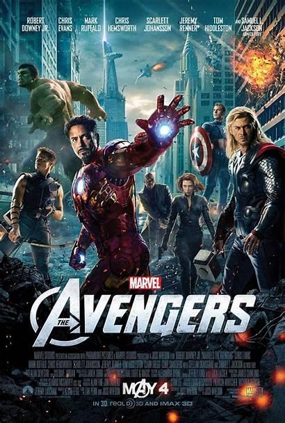 Avengers Marvel Movies Film Fandom Poster Latest