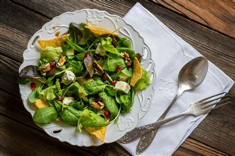 8 Easy And Creative Ways To Add More Protein To Your Salads | SELF