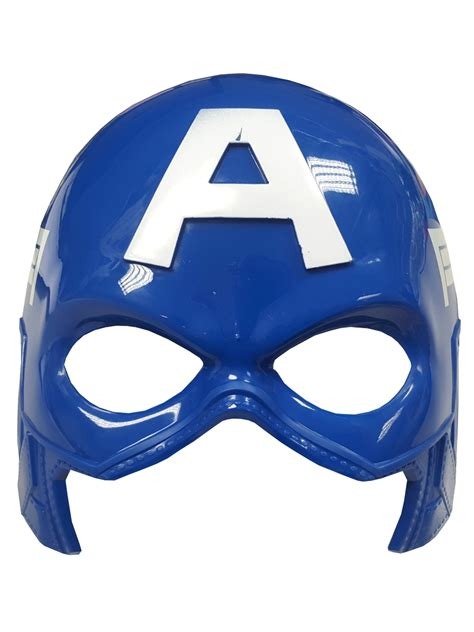 captain america mask party superstores