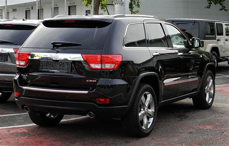 Jeep Grand Cherokee 3.0 Crd Overland. Photos And Comments