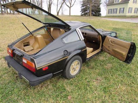Datsun Rims by 1979 Datsun 280zx Black With Gold Rims True Nebraska Barn