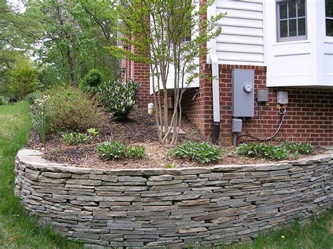 garden wall design ideas retaining wall design ideas quiet corner